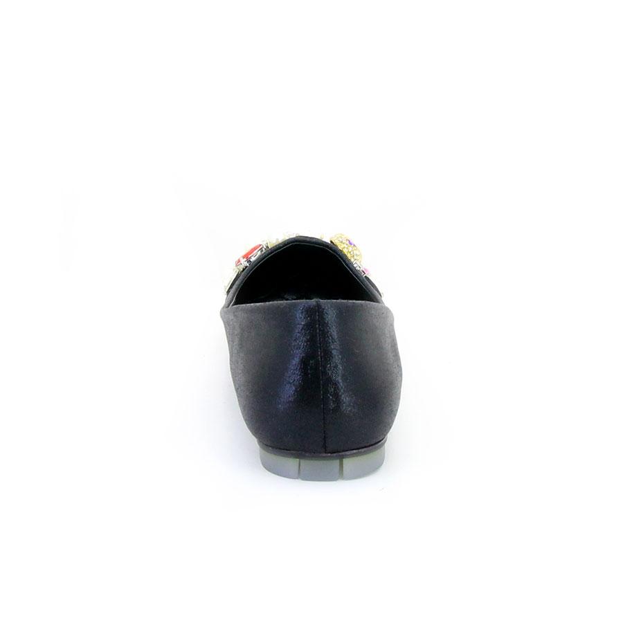 Cavello MEL 20 Siyah Kadın Babet - Thumbnail