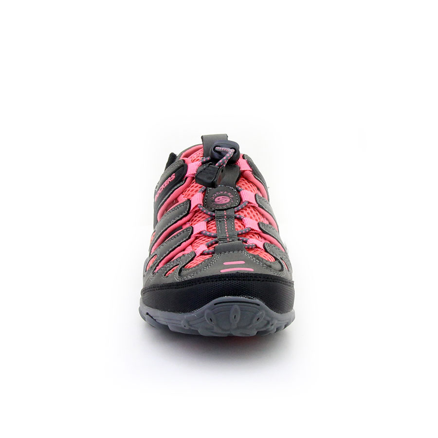 Dockers 216504 K.Gri/Pembe Kadın Sandalet - Thumbnail