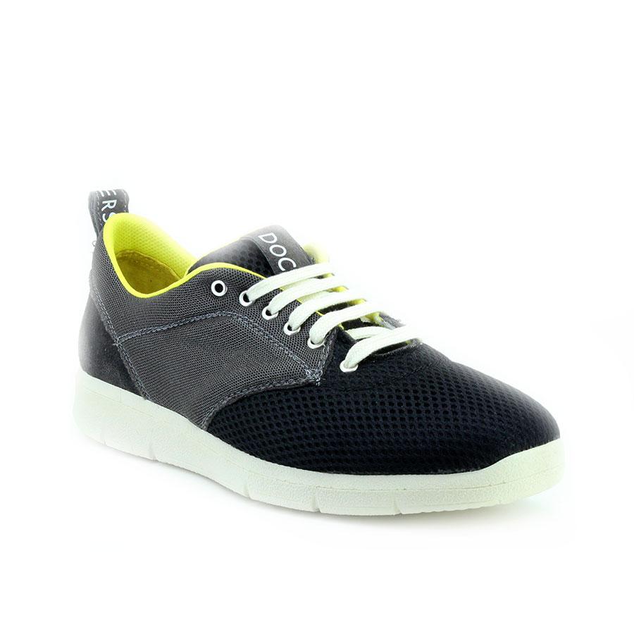 Dockers 220411 Siyah/Füme Erkek Ayakkabı - Thumbnail