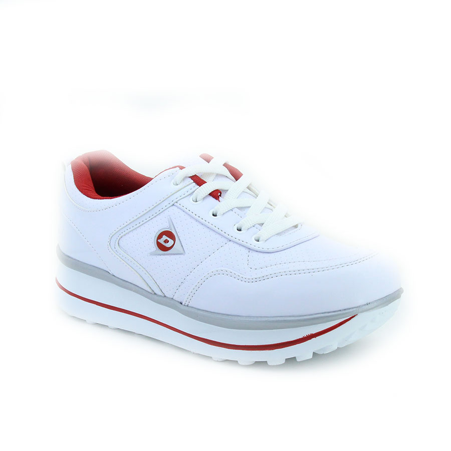 Dunlop 612968 Beyaz Kadın Spor Ayakkabı Günlük Dunlop