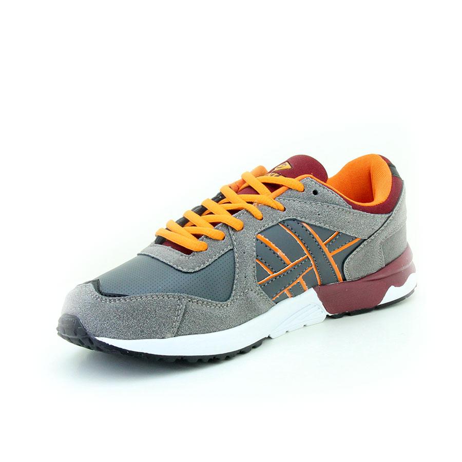 Dunlop 627706 Füme/Bordo Erkek Spor Ayakkabı - Thumbnail