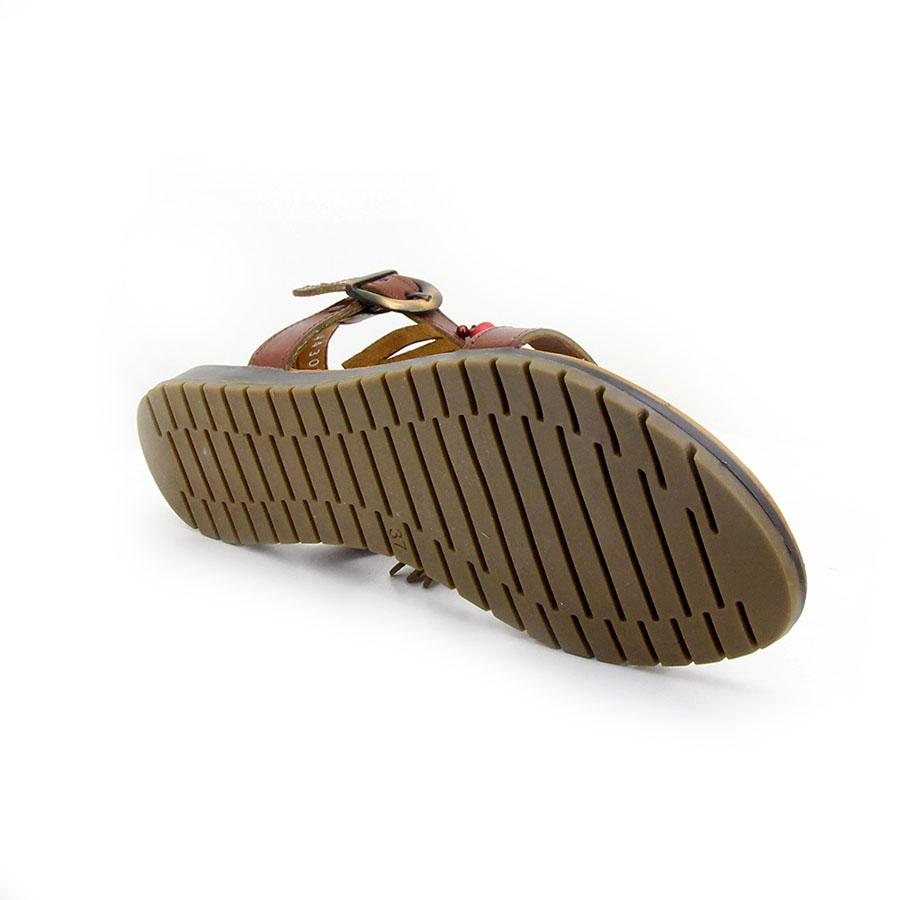 İloz 443022 Kahverengi Kadın Sandalet