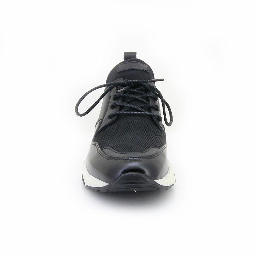 Komcero 6767-7113 Siyah Astor Erkek Ayakkabı - Thumbnail