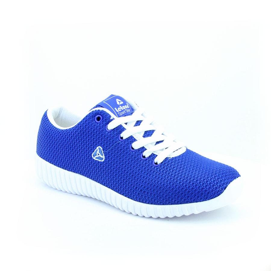 Letoon 2235 Sax Mavi Kadın Spor Ayakkabı Günlük Letoon