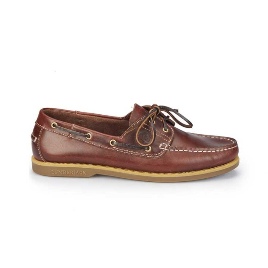Lumberjack 100242155 Navigator Kahverengi/Taba Erkek Ayakkabı