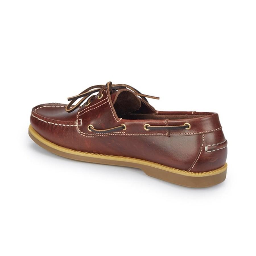 Lumberjack 100242155 Navigator Kahverengi/Taba Erkek Ayakkabı - Thumbnail