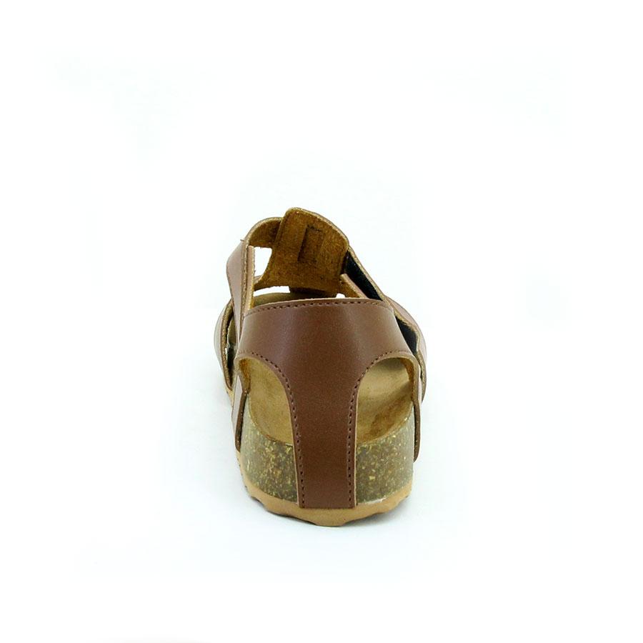Mini Can 256 Kahverengi Filet Çocuk Sandalet - Thumbnail