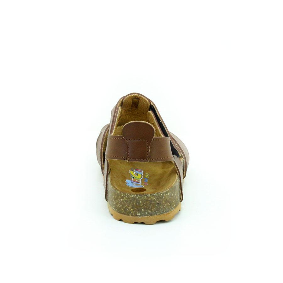 Mini Can 256 Patik Kahverengi Sandalet