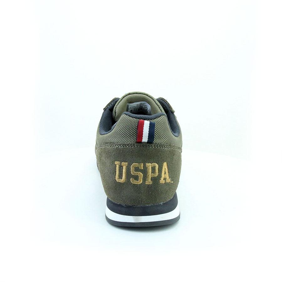 U.S. Polo Assn. 100248550 Giant Haki Erkek Sneaker Ayakkabı