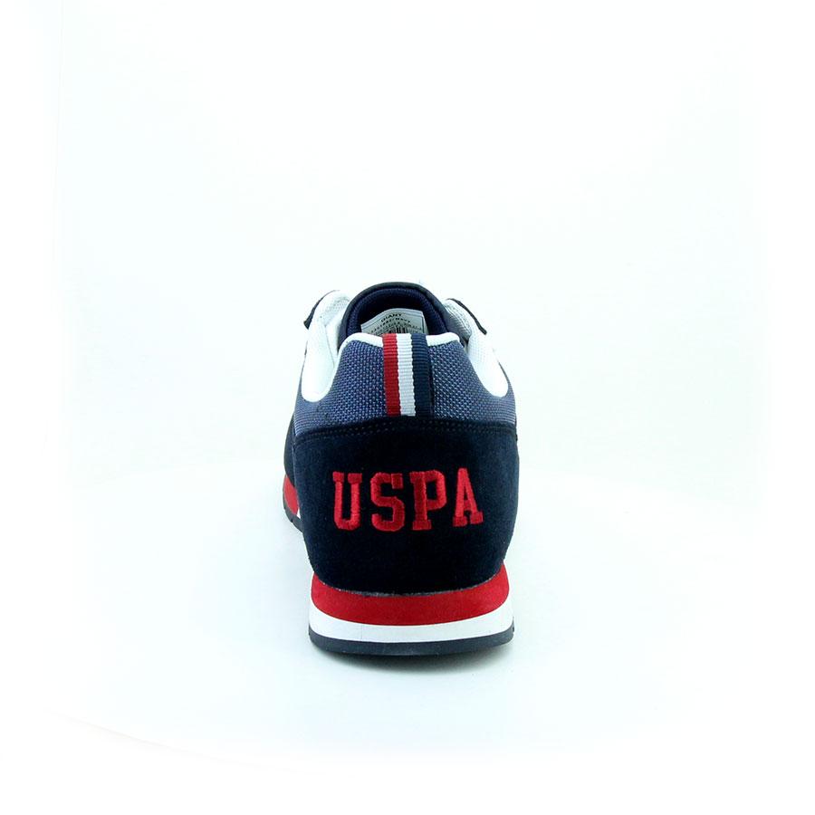 U.S. Polo Assn. 100248551 Giant Lacivert Erkek Sneaker Ayakkabı - Thumbnail