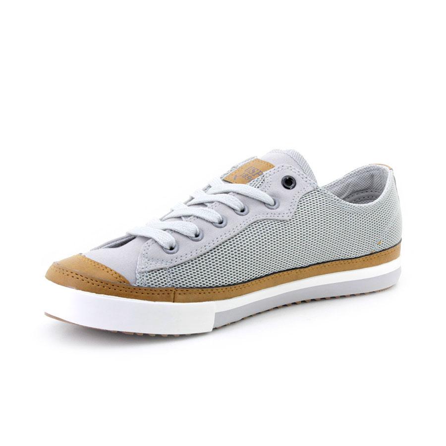 U.S. Polo Assn. BRADY Gri Erkek Sneaker