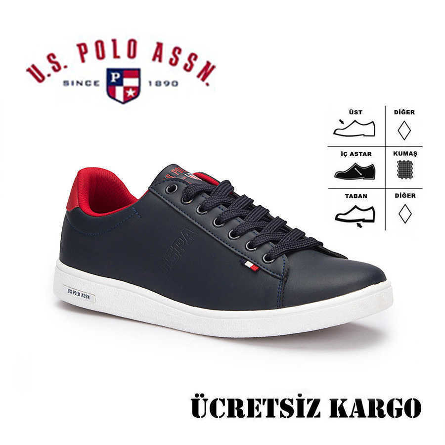 U.s Polo Erkek Ayakkabı Franco 100249745