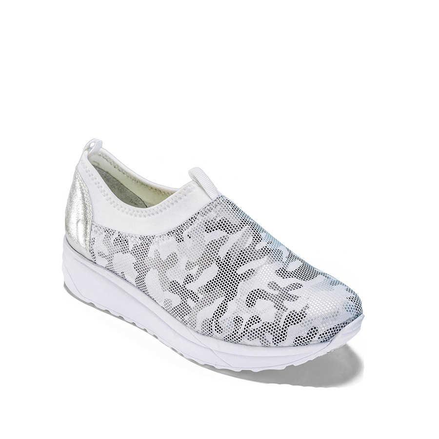 Venüs 13773 Beyaz/Gümüş Kadın Ayakkabı