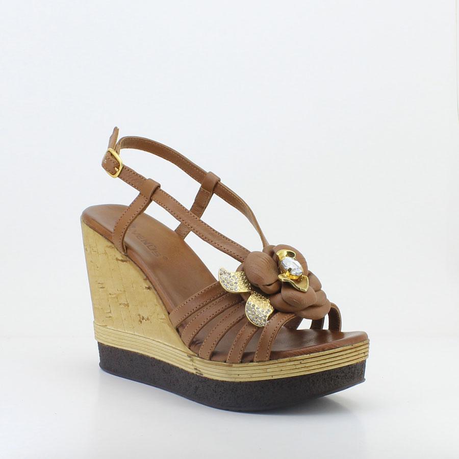 Venüs 246104 Taba Kadın Sandalet - Thumbnail